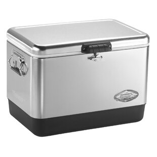 Coleman 54 Qt. Stainless S..