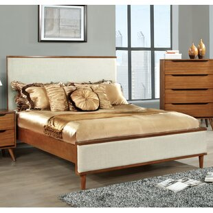 Hank Upholstered Platform Bed by Corrigan Studio