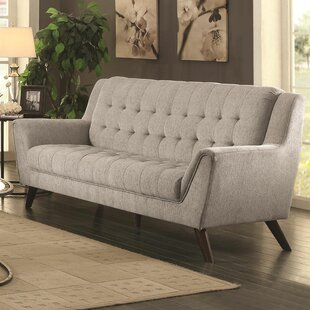 Allison Contemporary Sofa By George Oliver