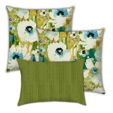 Prudenza Flowering Meadows Indoor / Outdoor Pillow