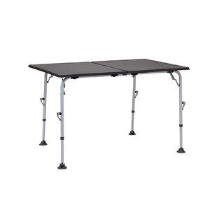 Hosler Folding Aluminium Bar Table By Symple Stuff
