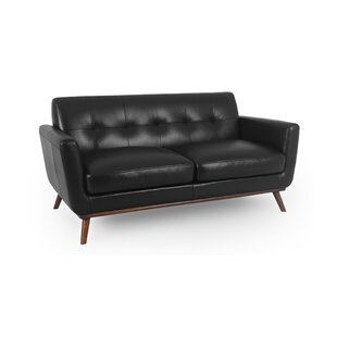 Luther Mid-Century Leather..