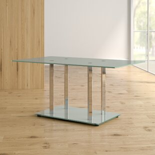 Chavtika Dining Table by Orren Ellis