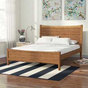 Farmhouse Rustic Solid Wood Beds Birch Lane
