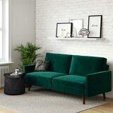 "Earle Full 77.5"" Convertible Sofa"