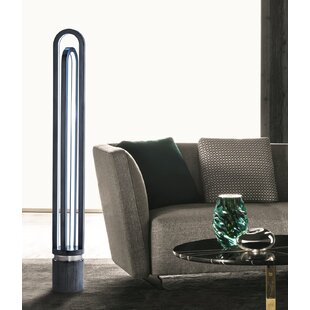 Savings Castiglia 58 LED Floor Lamp By Orren Ellis