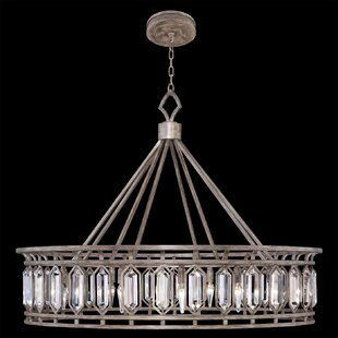 Fine Art Lamps Westminster 12-Light Drum Chandelier