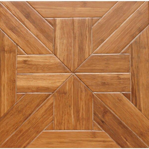 Islander Flooring Tuscan Parquet Engineered 1575 X 1575 Bamboo
