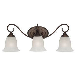Three Posts Ghia 3-Light Vanity Light