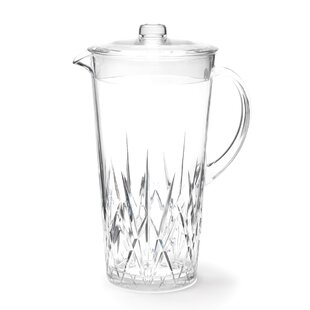 Corr Crystal 68 oz. Pitcher