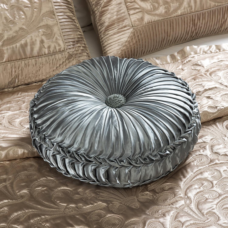 House Of Hampton Portis Garden Duvet Cover Bedding Indoor Outdoor Round Throw Pillow Reviews Wayfair Ca
