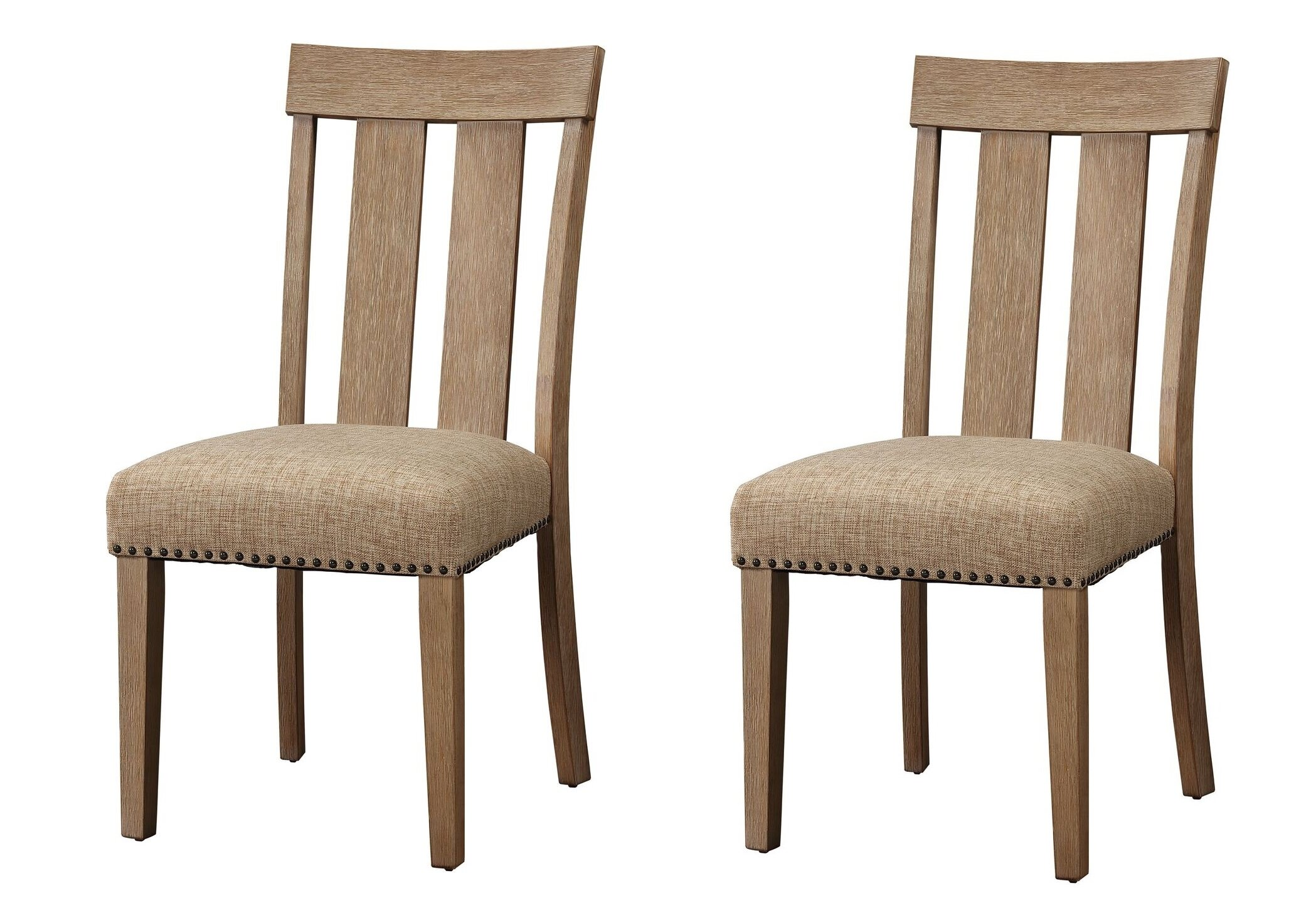 Gracie Oaks Dawsonville Upholstered Dining Chair Wayfair