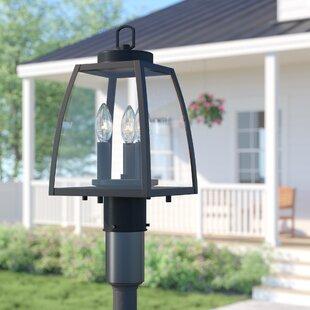 Sol 72 Outdoor Grenada Outdoor 3-Light Lantern Head