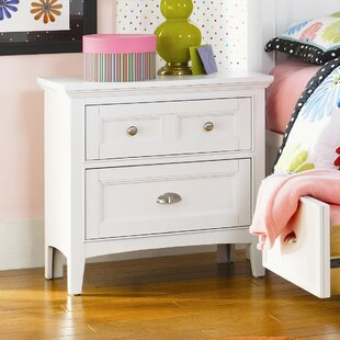 Sully 2 Drawer Nightstand