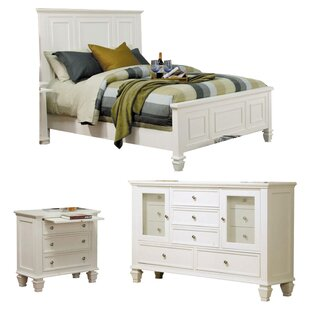 Ames Panel Configurable Bedroom Set