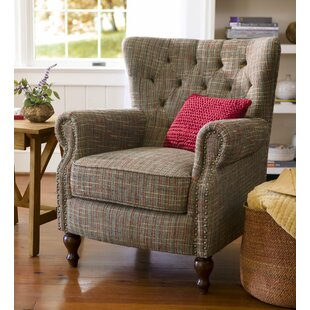 Madison Wingback Chair by Plow..