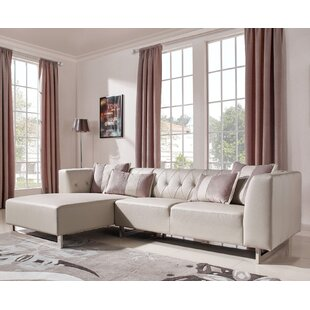 Jesusa Sectional by Willa Arlo Interiors Reviews