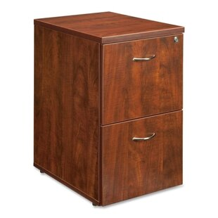 Lorell Ascent 68600 Series 2-Drawer File