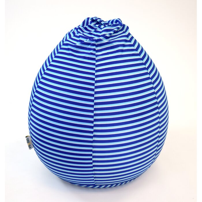 Astonishing Zoola Pod Bean Bag Chair Machost Co Dining Chair Design Ideas Machostcouk