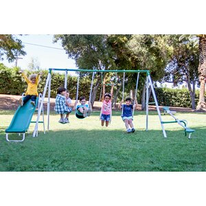 Live Oak Metal Slide and Swing...
