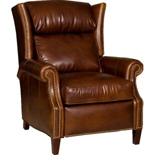Bradington-Young Broderick Leather Recliner