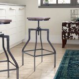 Radersburg Adjustable Height Swivel Bar Stool by Trent Austin Design®