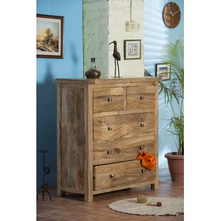 Aransas 5 Drawer Chest By Union Rustic