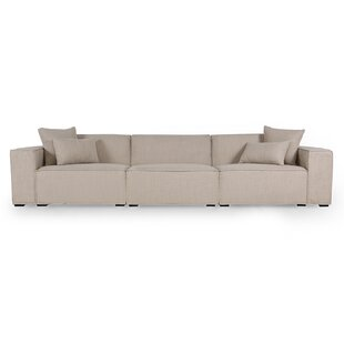 Savana Modular Sofa by Orren Ellis
