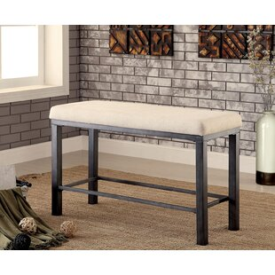 Balceta Upholstered Bench by Gracie Oaks