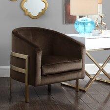 Zetta Club Chair by Everly Quinn