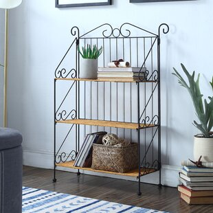 Sonia Etagere Bookcase by Winston Porter Wonderful