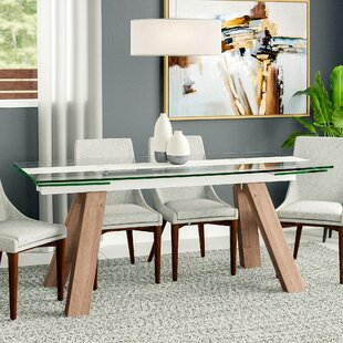 Peter Extendable Dining Table Wade Logan