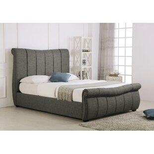 Review Edmonson Upholstered Ottoman Bed