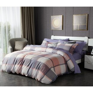 Rafkind Reversible Duvet Cover Set