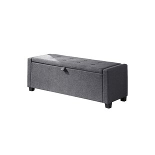 Southport Storage Ottoman By Ebern Designs