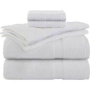 Elias 6 Piece Towel Set