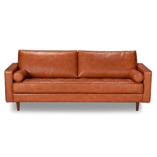 Ay Genuine Leather Sofa By T Austin Design