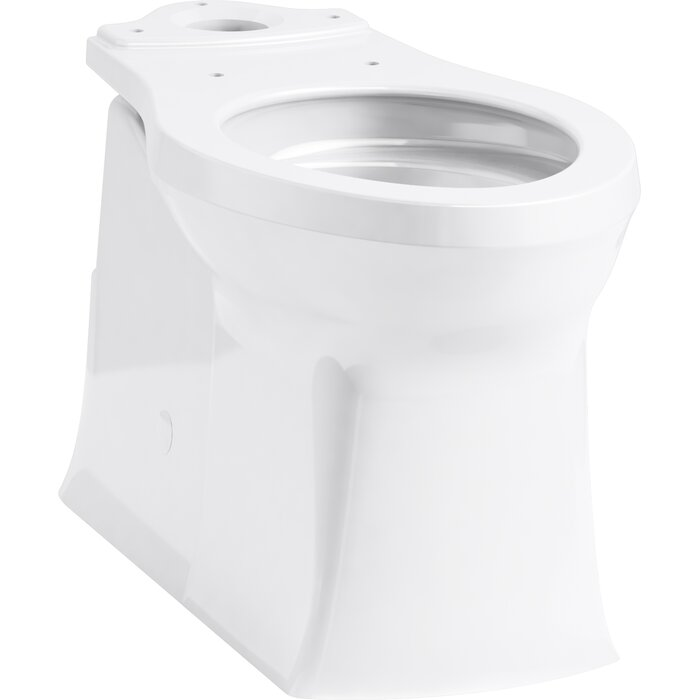 Fabulous Kohler Corbelle Elongated Toilet Bowl Biscuit Dailytribune Chair Design For Home Dailytribuneorg