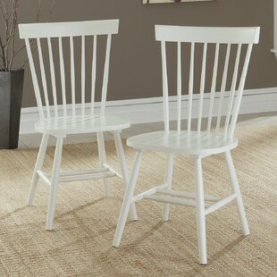 Erasmus Solid Wood Dining Chair (Set of 2)