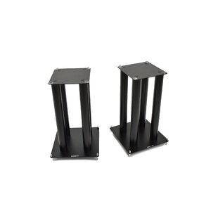 53.5cm Fixed Height Speaker Stand (Set Of 2) By Symple Stuff