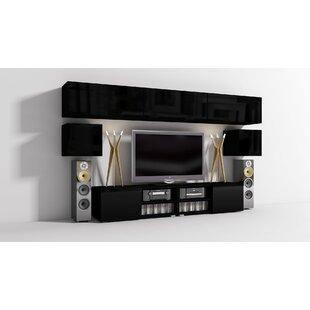 Entertainment Unit For TVs Up To 78