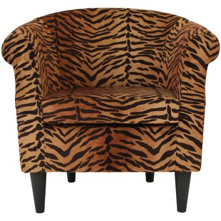 Bloomsbury Market Ronda Contemporary Barrel Chair