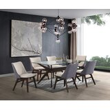 Tadeo 7 Piece Dining Set by George Oliver