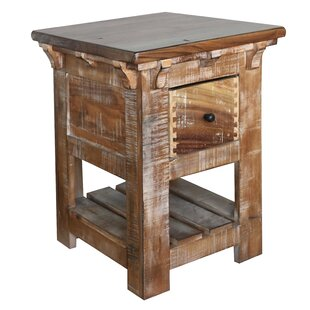 San Angelo End Table
