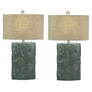 Best Price Broderick 28 Table Lamp (Set of 2) By Red Barrel Studio