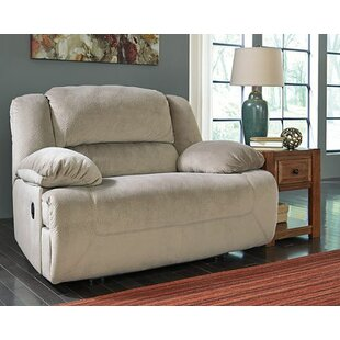 Signature Design by Ashley Tolette Wide Seat Recliner