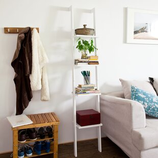 Carone Ladder Bookcase By 17 Stories