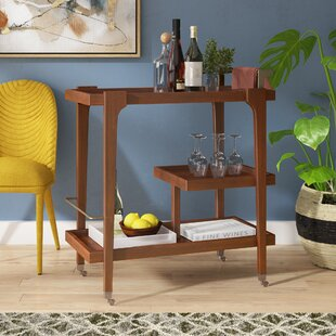 Quitman Bar Cart by Langley Street