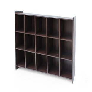 Online Reviews Peete Standard Bookcase by Ebern Designs