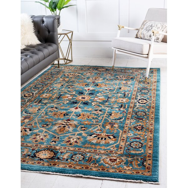 Turquoise And Beige Rug Wayfair